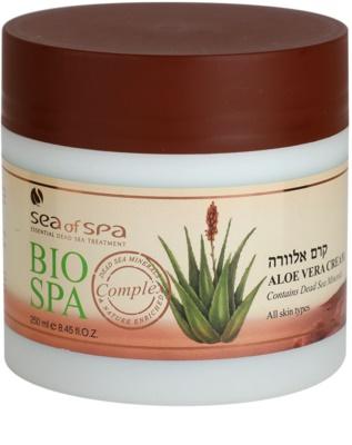 Sea of Spa Bio Spa crema corporal con aloe vera