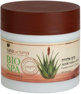 Sea of Spa Bio Spa krema za telo z aloe vero