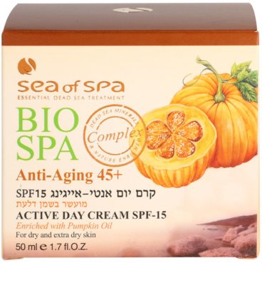 Sea of Spa Bio Spa cream activa de zi 45+ 4