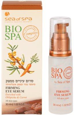Sea of Spa Bio Spa sérum de olhos refirmante 2