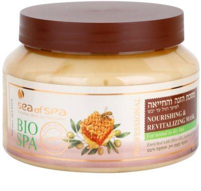 Sea of Spa Bio Spa mascarilla para cabello normal y seco