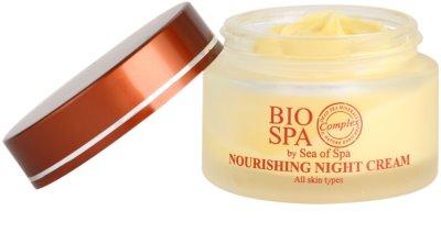 Sea of Spa Bio Spa crema de noapte hranitoare pentru toate tipurile de ten 1
