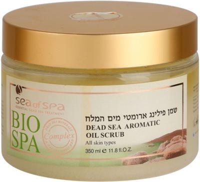 Sea of Spa Bio Spa exfoliante de aceite  para el cuerpo