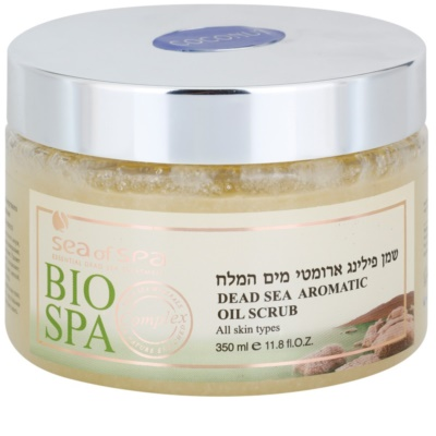 Sea of Spa Bio Spa exfoliante limpiador de aceite