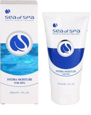 Sea of Spa Essential Dead Sea Treatment crema hidratante para hombre 1