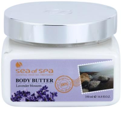 Sea of Spa Essential Dead Sea Treatment tělový krém