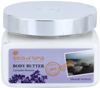 Sea of Spa Essential Dead Sea Treatment крем за тяло
