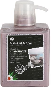 Sea of Spa Essential Dead Sea Treatment acondicionador con barro negro