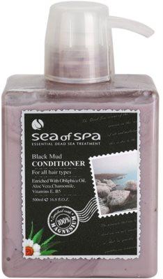 Sea of Spa Essential Dead Sea Treatment odżywka z czarnym błotem