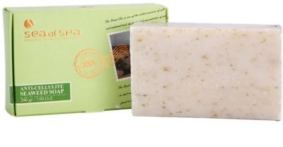 Sea of Spa Essential Dead Sea Treatment tuhé mýdlo proti celulitidě