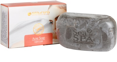 Sea of Spa Essential Dead Sea Treatment Feinseife gegen Akne