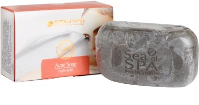 Sea of Spa Essential Dead Sea Treatment mydło w kostce przeciw trądzikowi