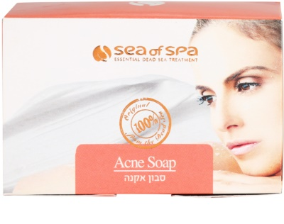 Sea of Spa Essential Dead Sea Treatment Feinseife gegen Akne 3