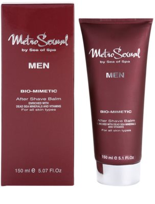 Sea of Spa Metro Sexual After Shave Balsam mit kühlender Wirkung 1