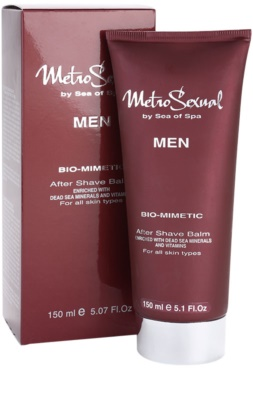 Sea of Spa Metro Sexual After Shave Balsam mit kühlender Wirkung 2