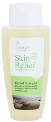 Sea of Spa Skin Relief pflegendes Shampoo mit heilenden Mineralien aus dem Toten Meer