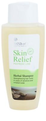 Sea of Spa Skin Relief szampon leczniczy z minerałami leczniczymi z Morza Martwego