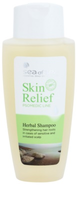 Sea of Spa Skin Relief Treatment Shampoo With Healing Minerals From The Dead Sea