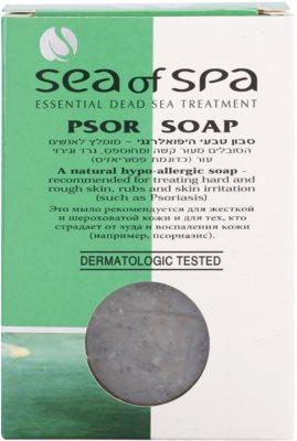 Sea of Spa Skin Relief jabón sólido para pieles problemáticas