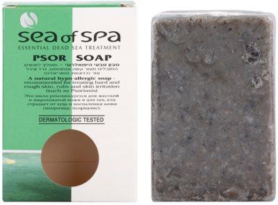 Sea of Spa Skin Relief sabonete sólido para pele problemática 1