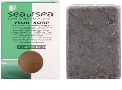 Sea of Spa Skin Relief jabón sólido para pieles problemáticas 1