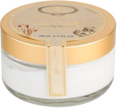 Sea of Spa Snow White crema corporal para mujer