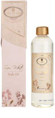 Sea of Spa Snow White ulei de corp pentru femei 1