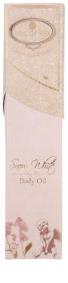 Sea of Spa Snow White ulei de corp pentru femei 3
