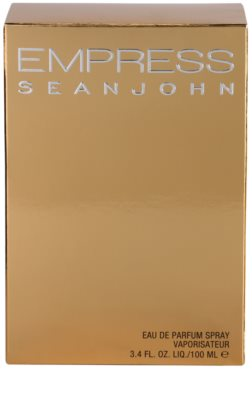 Sean John Empress Eau de Parfum para mulheres 4
