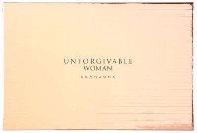 Sean John Unforgivable Woman dárková sada 2