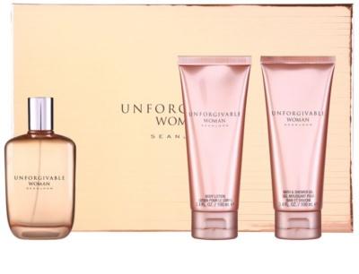 Sean John Unforgivable Woman set cadou