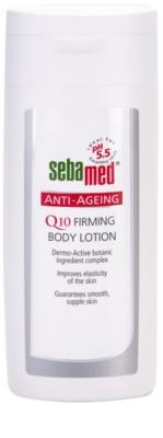 Sebamed Anti-Ageing zpevňující tělové mléko Q10