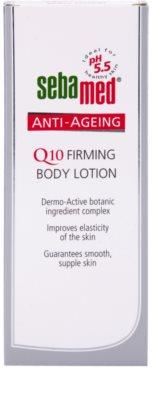 Sebamed Anti-Ageing feszesítő testápoló tej Q10 2