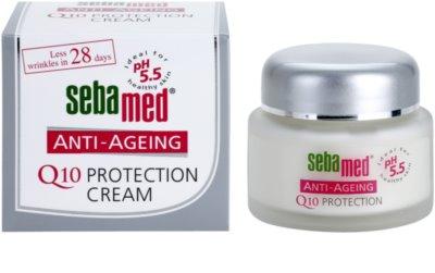 Sebamed Anti-Ageing крем против бръчки Q10 1