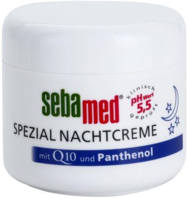 Sebamed Anti-Ageing crema de noche Q10