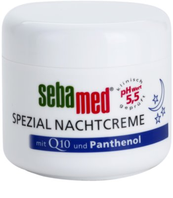 Sebamed Anti-Ageing нощен крем  Q10