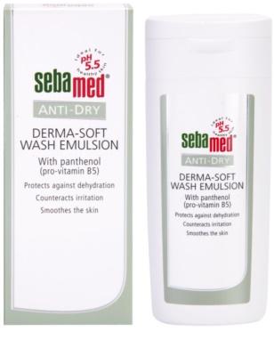 Sebamed Anti-Dry очищуюча емульсія з фітостеролами 1