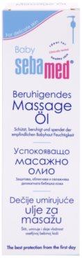 Sebamed Baby Care pomirjajoče masažno olje 2
