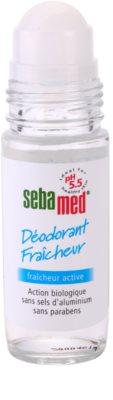 Sebamed Body Care desodorante roll-on 1