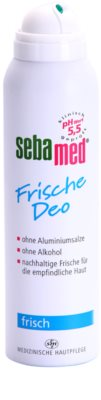 Sebamed Body Care desodorizante sem álcool e alumínio 1