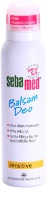 Sebamed Body Care alkohol- és alumínium mentes dezodor az érzékeny bőrre