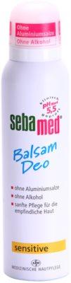 Sebamed Body Care deodorant fara alcool sau particule de aluminiu pentru piele sensibila