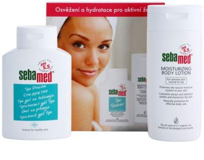 Sebamed Body Care zestaw kosmetyków I.