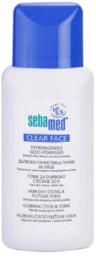 Sebamed Clear Face mélyen tisztító arcápoló víz