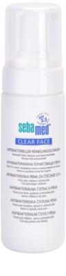 Sebamed Clear Face antibakteriális tisztító hab