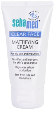 Sebamed Clear Face crema matifianta