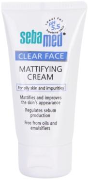Sebamed Clear Face mattosító krém