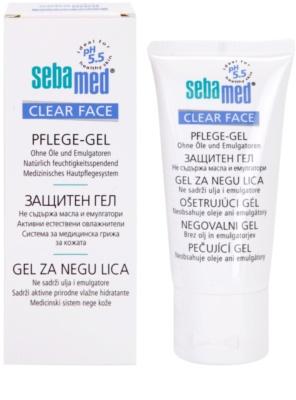 Sebamed Clear Face гел за лице 1