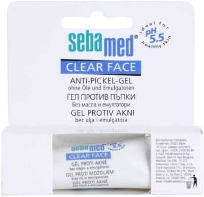 Sebamed Clear Face Gel gegen Akne 2