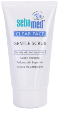 Sebamed Clear Face nežen piling za obraz
